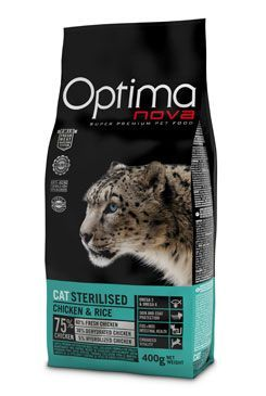 Optima Nova Cat Sterilised 20kg