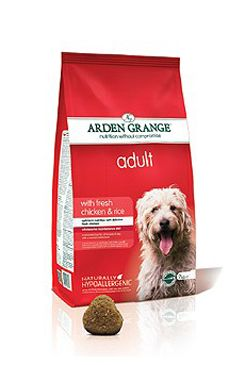 Arden Grange Dog Adult Chicken 6kg
