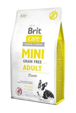 Brit Care Dog Mini Grain Free Adult Lamb 2kg
