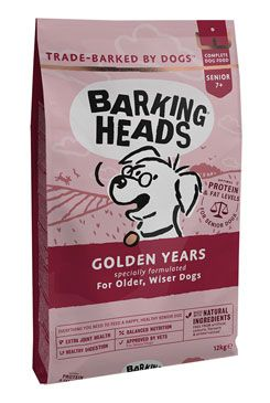 BARKING HEADS Golden Years NEW 12kg