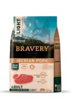 BRAVERY dog LIGHT large/medium PORK