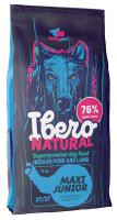 Ibero NATURAL dog MAXI JUNIOR 12kg