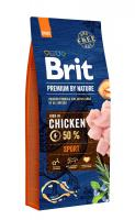 BRIT dog Premium By Nature SPORT