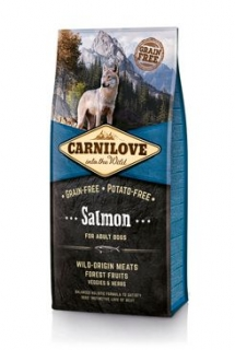 Carnilove Dog Salmon for Adult 12kg