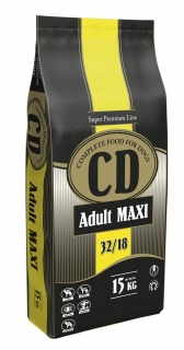 Delikan Dog CD Adult Maxi 15kg