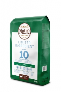 NUTRO LIMITED INGREDIENT diet ADULT medium 9,5kg