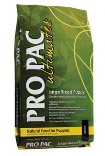 Pro Pac Ultimates Dog Puppy LB Chick&Brown Rice 20kg