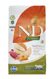 N&D Pumpkin CAT Duck & Cantaloupe melon 5kg