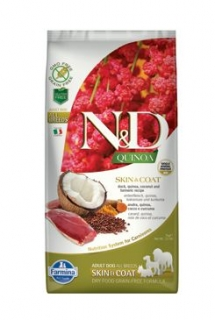 N&D Quinoa DOG Skin & Coat Duck & Coconut 7kg