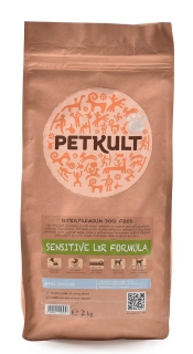 PETKULT dog MAXI JUNIOR lamb/rice
