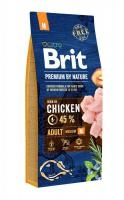 BRIT dog Premium By Nature ADULT M